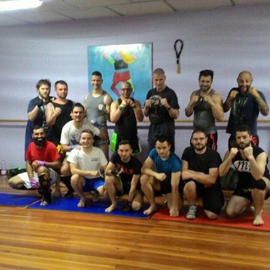 Lincetto Muay Thai Academy - Team Tedoldi